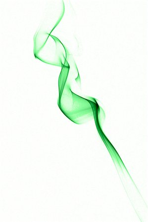 smoke - Green smoke Stock Photo - Premium Royalty-Free, Code: 622-06369624