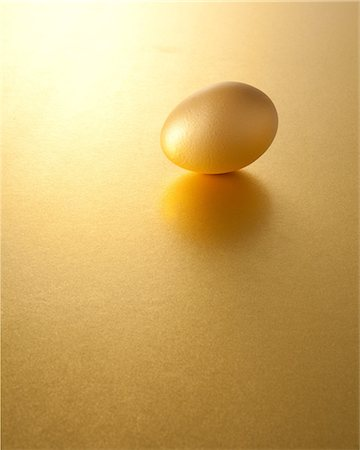 solid - Golden eggs Stock Photo - Premium Royalty-Free, Code: 622-06370033