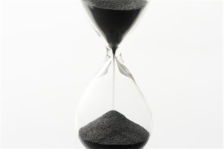 sand clock - Hourglass Stock Photo - Premium Royalty-Free, Code: 622-06548850