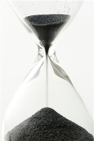 sand clock - Hourglass Stock Photo - Premium Royalty-Free, Code: 622-06548851