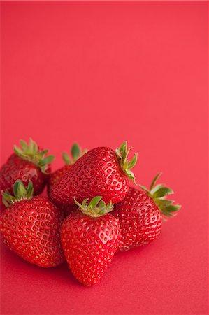 strawberries - Strawberries Stock Photo - Premium Royalty-Free, Code: 622-06809354