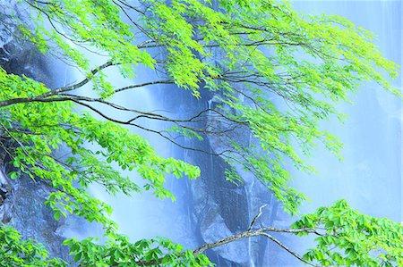 streams scenic nobody - Ichino waterfall, Akita Prefecture Stock Photo - Premium Royalty-Free, Code: 622-06900579