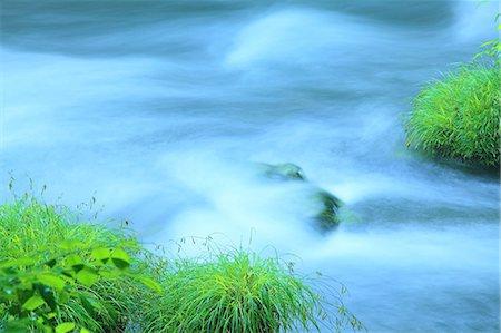 Oirase Mountain Stream, Aomori Prefecture Stock Photo - Premium Royalty-Free, Code: 622-06900597