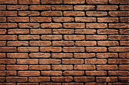 Brick wall Stock Photo - Premium Royalty-Free, Code: 622-06900717
