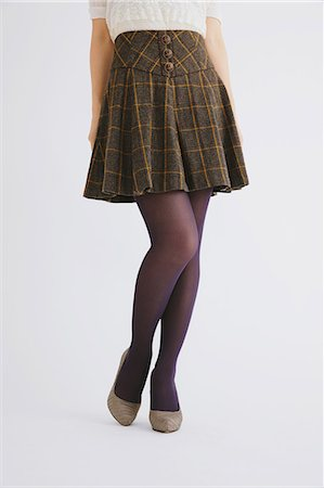 Woman's legs Stock Photo - Premium Royalty-Free, Code: 622-06964365