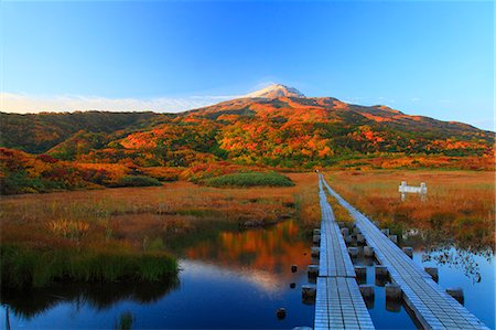 season - Ryugahara Wetlands, Akita Prefecture Stock Photo - Premium Royalty-Free, Code: 622-07519679