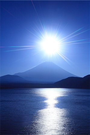 fantastically - Mount Fuji Stock Photo - Premium Royalty-Free, Code: 622-07519850