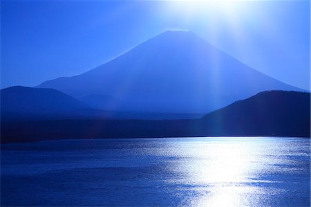 fantastically - Mount Fuji Stock Photo - Premium Royalty-Free, Code: 622-07519852