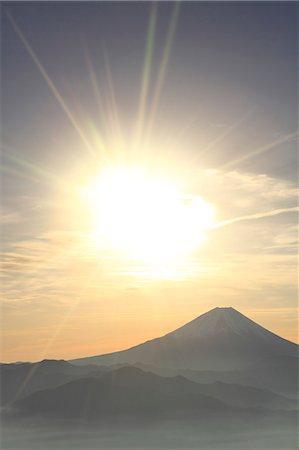 fantastically - Mount Fuji Stock Photo - Premium Royalty-Free, Code: 622-07519993