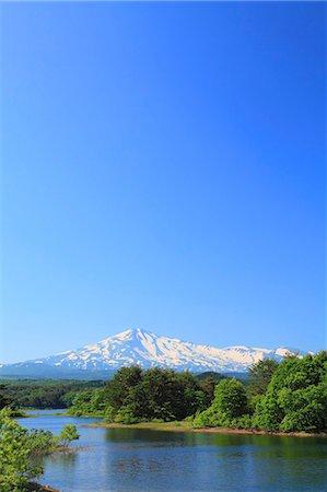 Akita Prefecture, Japan Stock Photo - Premium Royalty-Free, Code: 622-07841309