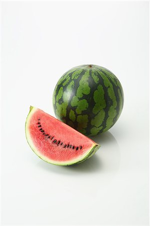 seasonal - Watermelon Stock Photo - Premium Royalty-Free, Code: 622-08139030