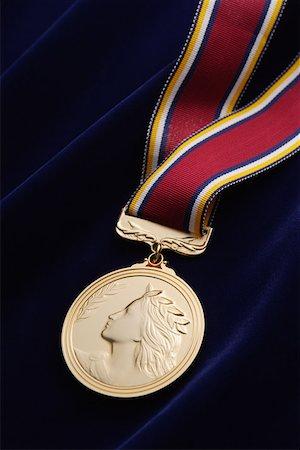 Medal Stock Photo - Premium Royalty-Free, Code: 622-02047099