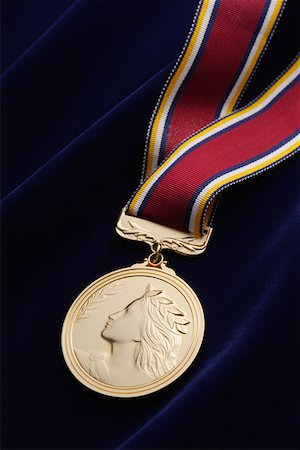Medal Stock Photo - Premium Royalty-Free, Code: 622-02047099