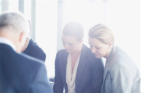 Business people in meeting Stock Photo - Premium Royalty-Free, Code: 635-06045113