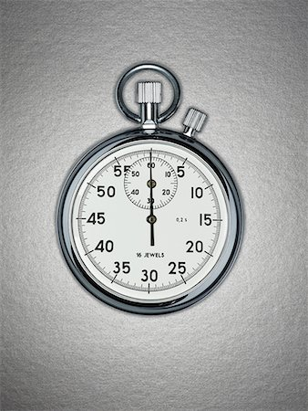 stop watch - Close up of stopwatch Stock Photo - Premium Royalty-Free, Code: 635-02313140