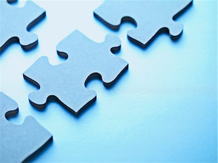 results - Jigsaw puzzle pieces Stock Photo - Premium Royalty-Free, Code: 635-03372884