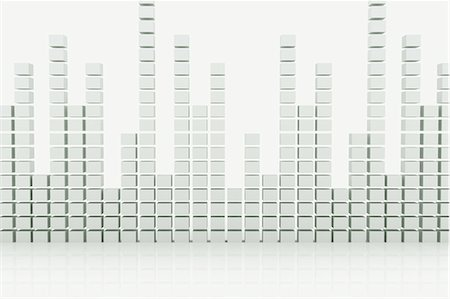 Graphic Equalizer Stock Photo - Premium Royalty-Free, Code: 630-06723923
