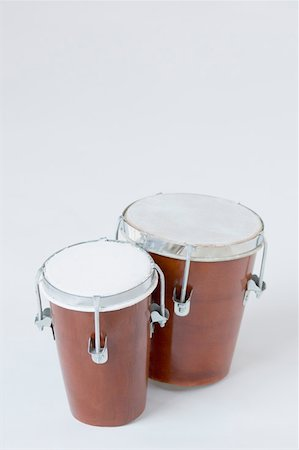 Close-up of conga drums Stock Photo - Premium Royalty-Free, Code: 630-01876195