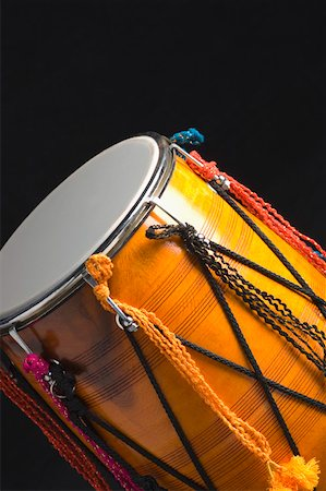 Close-up of a drum Stock Photo - Premium Royalty-Free, Code: 630-01876216