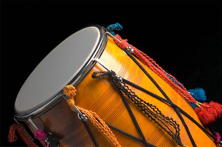 Close-up of a drum Stock Photo - Premium Royalty-Free, Code: 630-01876217