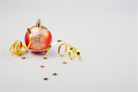 Christmas ornament Stock Photo - Premium Royalty-Free, Code: 632-06354099