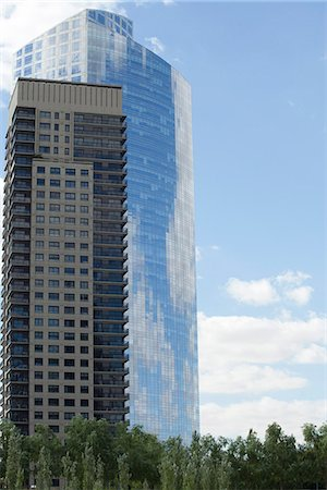 property release - High rise buildings Stock Photo - Premium Royalty-Free, Code: 632-06404455