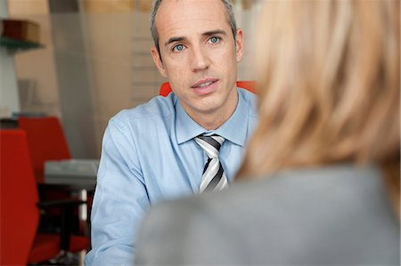 Businessman meeting with client Stock Photo - Premium Royalty-Free, Code: 632-06779193