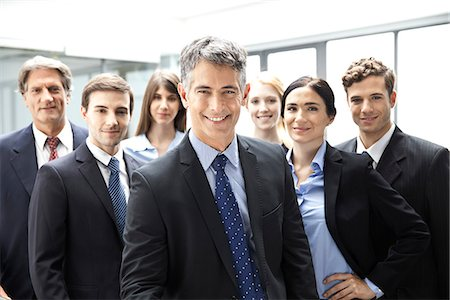 Business executives, portrait Stock Photo - Premium Royalty-Free, Code: 632-07674435