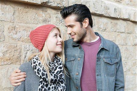 partnership - Fashionable young couple, portrait Stock Photo - Premium Royalty-Free, Code: 632-07809305
