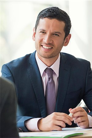 Businessman meeting with client Stock Photo - Premium Royalty-Free, Code: 632-08001902