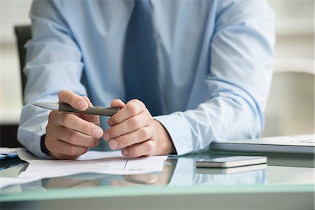 finance - Investors rely upon the expertise of financial advisors Stock Photo - Premium Royalty-Free, Code: 632-08227397
