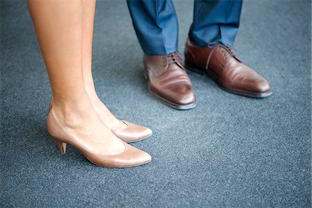 Professional footwear Stock Photo - Premium Royalty-Free, Code: 632-08227820