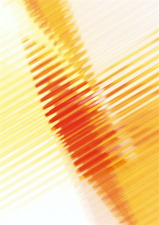 Light effect, striped, yellows and oranges Stock Photo - Premium Royalty-Free, Code: 632-01138286