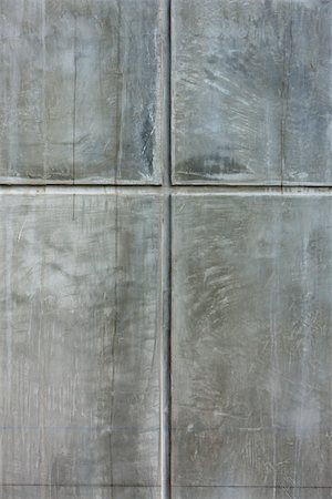 scope - Detail of grooved concrete wall Stock Photo - Premium Royalty-Free, Code: 632-02885397