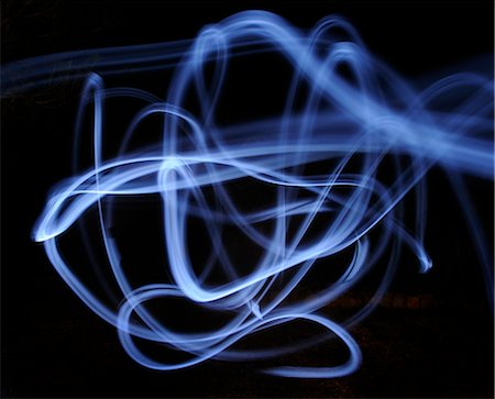 swirl - Light trails Stock Photo - Premium Royalty-Free, Code: 632-03779312