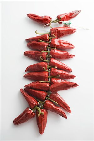 spicy - Red chili peppers Stock Photo - Premium Royalty-Free, Code: 632-03898524