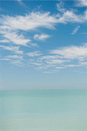 Tranquil seascape Stock Photo - Premium Royalty-Free, Code: 633-06322603