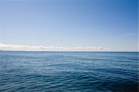 Seascape Stock Photo - Premium Royalty-Free, Code: 633-06354927