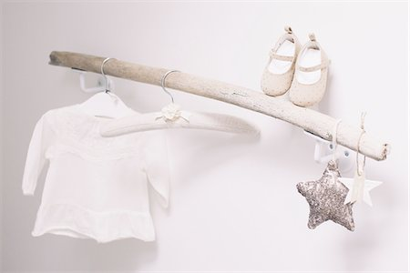 Baby clothing Stock Photo - Premium Royalty-Free, Code: 633-08151049