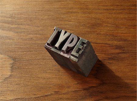 """Lead type spelling """"type"""" Stock Photo - Premium Royalty-Free, Code: 649-06001432"""
