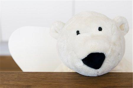 Close up of stuffed panda bear Stock Photo - Premium Royalty-Free, Code: 649-06112582