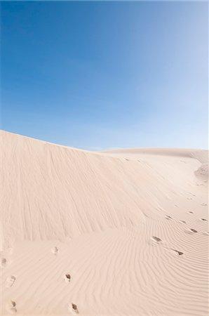 extremism - Sand dunes in desert landscape Stock Photo - Premium Royalty-Free, Code: 649-06622626