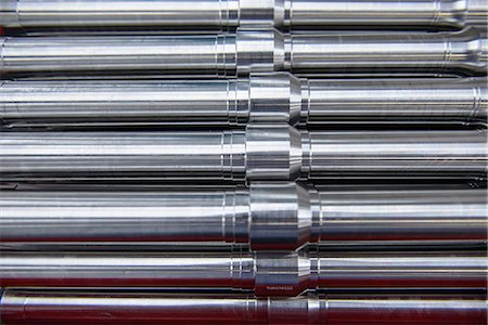 Close up of metal pipes Stock Photo - Premium Royalty-Free, Code: 649-06622949