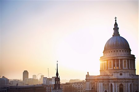 St Paul's Cathedral, London, England, UK Stock Photo - Premium Royalty-Free, Code: 649-06812859