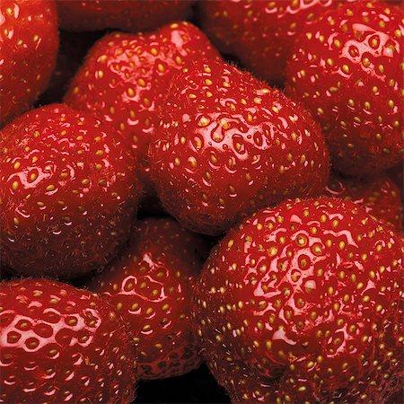 strawberries - Strawberries Stock Photo - Premium Royalty-Free, Code: 649-07064991