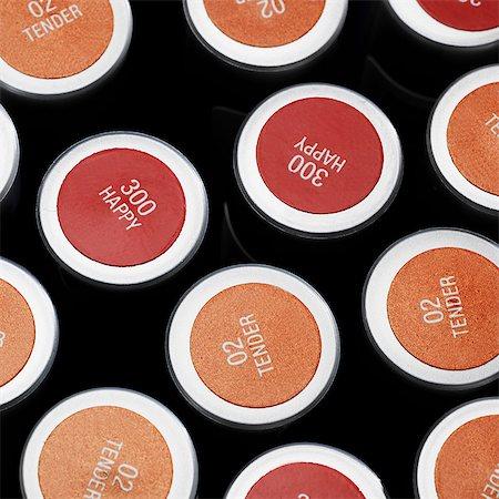 Group of lipsticks Stock Photo - Premium Royalty-Free, Code: 649-07065002