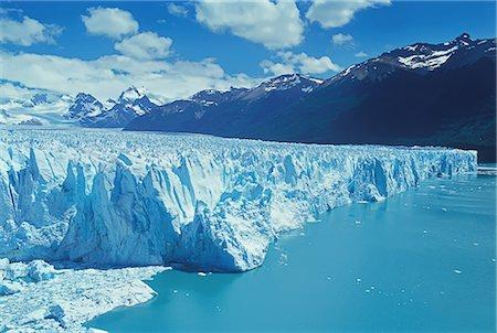 perito moreno glacier - Moreno glacier, Glaciers National Park, Patagonia, Argentina Stock Photo - Premium Royalty-Free, Code: 649-07118760