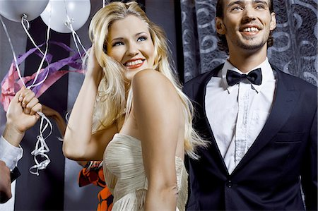 Young couple having fun in nightclub Stock Photo - Premium Royalty-Free, Code: 649-07118885