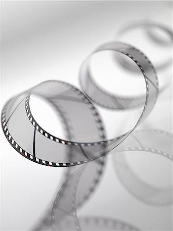 Film Unspooling Stock Photo - Premium Royalty-Free, Code: 649-07279698