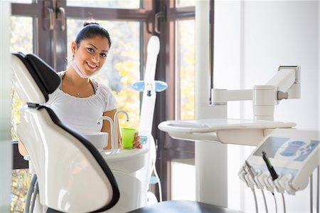 dentistry - Dental nurse in dentists Stock Photo - Premium Royalty-Free, Code: 649-07280849
